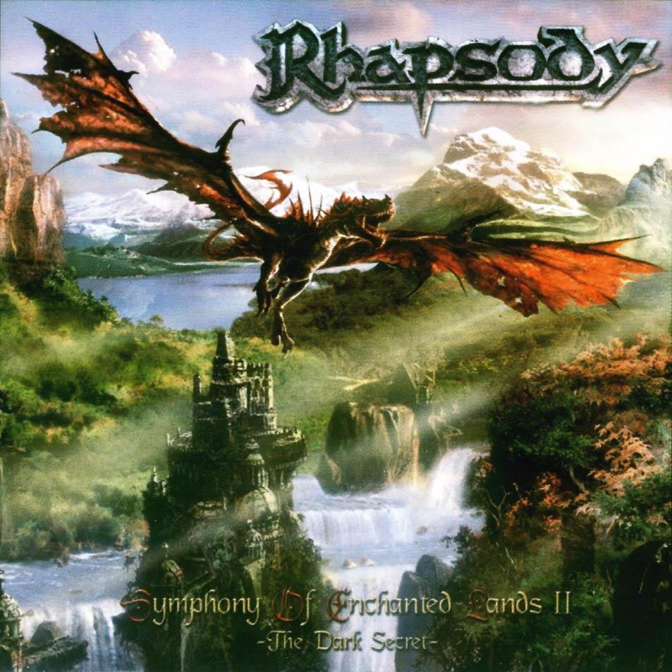 Rhapsody-Symphony_Of_Enchanted_Lands_II_(The_Dark_Secret)-Frontal