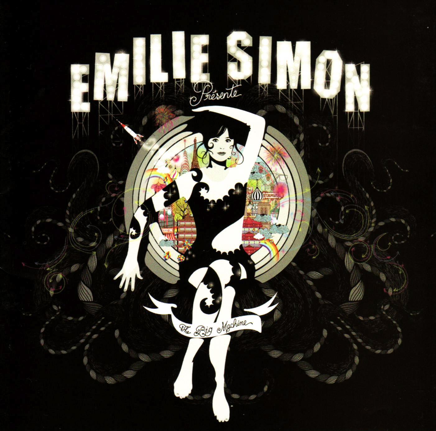 Emilie Simon big machine