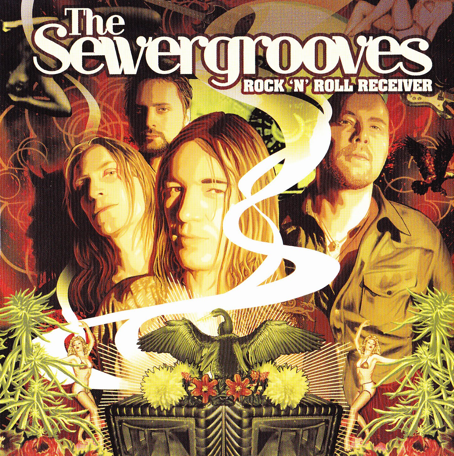 sewergrooves rock