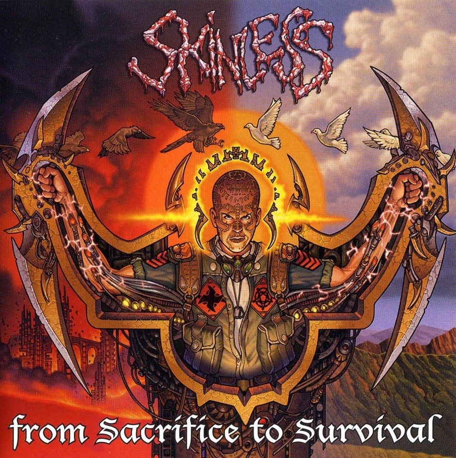 skinless from