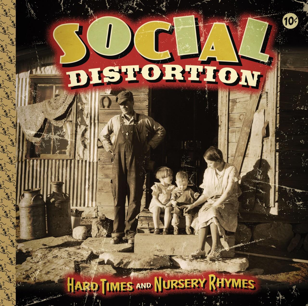social distortion hard